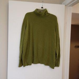 Fashion Bug Turtle Neck Sweater sz 4x